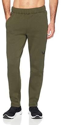 Peak Velocity Men's Metro Fleece Straight-Fit Sweatpant