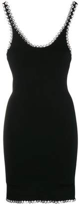 Alexander Wang rivet tank dress