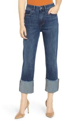 DL1961 Jerry Cuff Straight Leg Jeans (King)