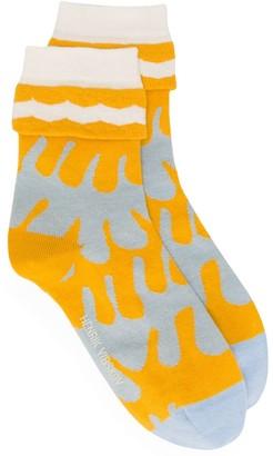 Henrik Vibskov Frill socks