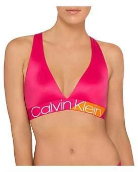Calvin Klein Bold Accents Unlined Bralette