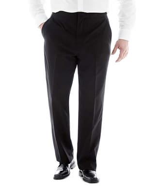 Jf J.Ferrar JF Flat-Front Tuxedo Pants-Big & Tall