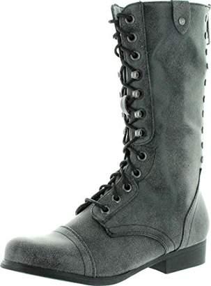 Madden-Girl Women's Galeriaa Combat Boot
