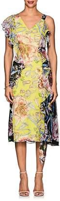 Prabal Gurung Women's Rana Floral Silk Dress