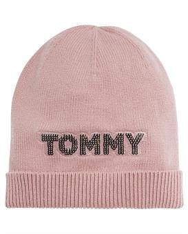 Tommy Hilfiger Tommy Patch Knit Beanie