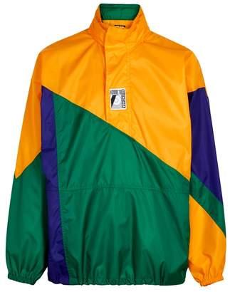 Balenciaga 80s Windbreaker Shell Jacket
