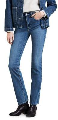 Levi's Classic Slim-Fit High-Rise Jeans