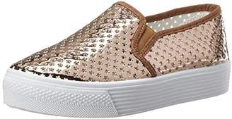 Qupid Women's Stardust-01 Fashion Sneaker