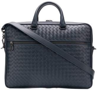 Bottega Veneta woven laptop bag