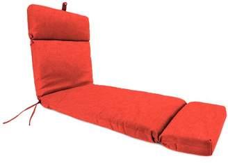Winston Porter Wildwood Indoor/Outdoor Chaise Lounge Cushion