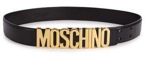 MoschinoMoschino Classic Logo Belt