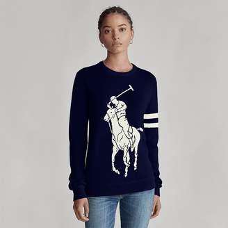 Ralph Lauren Custom Wool Crewneck Sweater