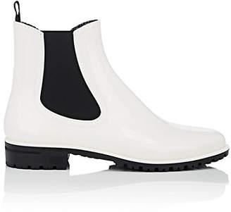 Barneys New York Women's PVC Rain Boots - White