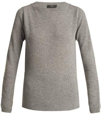 Max Mara Round-neck virgin wool sweater