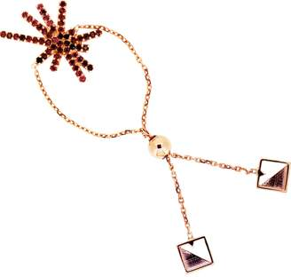 Maiko Nagayama - Contrast Of Temperature Garnet Bracelet