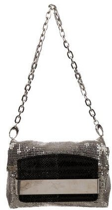 Jimmy Choo Jimmy Choo Snakeskin & Chainmail