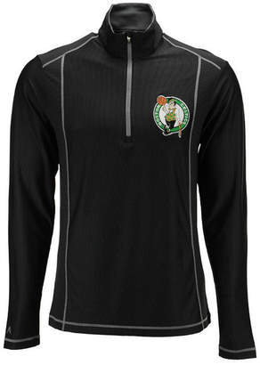 Antigua Men's Boston Celtics Tempo Half-Zip Pullover