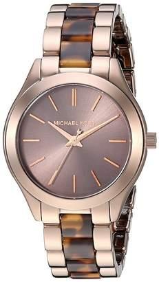 Michael Kors Mini Slim Runway Watches