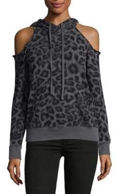 Ella Moss Leopard Hoodie