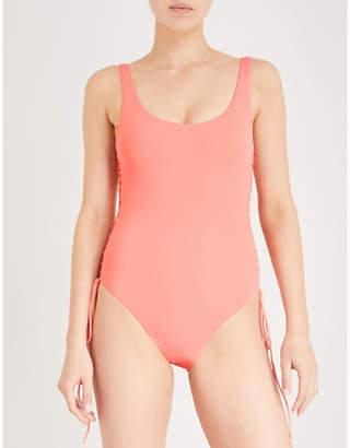 Melissa Odabash Cuba corseted swimsuit