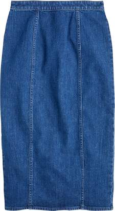 J.Crew Clean Pencil Skirt