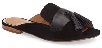 Linea Paolo Fling Tassel Loafer Slide