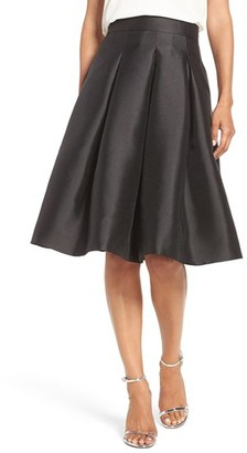 Women's Eliza J Release Pleat Full Skirt $168 thestylecure.com