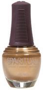 SpaRitual Nail Lacquer  Gold Digger 0.5oz