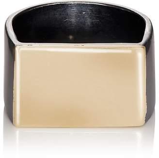Loren Stewart Men's Flat ID Ring