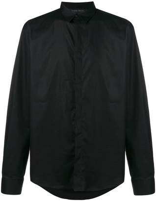 Christian Pellizzari plain loose shirt
