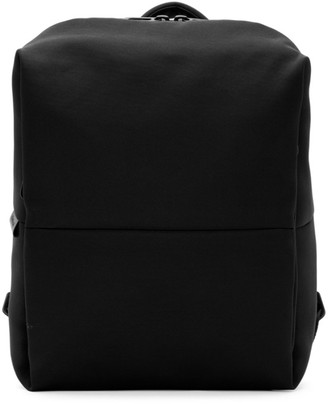 Côte and Ciel Black Rhine New Flat Backpack