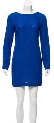 Cushnie et Ochs Long Sleeve Mini Dress w/ Tags