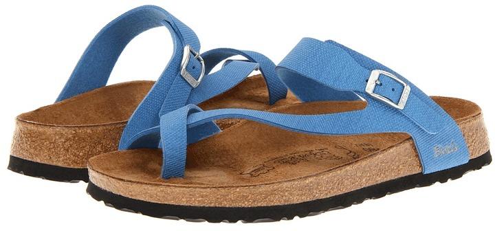 Birki's Lennox (Blue) - Footwear