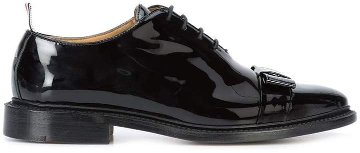 Clearance Recommend For Sale bow one-piece oxfords - Black Thom Browne Buy Cheap Pay With Paypal Visa Payment Cheap Online For Nice Cheap Price sPpPAxYhC