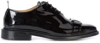 Thom Browne bow one-piece oxfords
