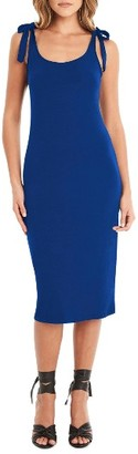 Women's Michael Stars Midi Tank Dress $138 thestylecure.com