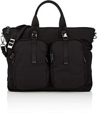 Prada Men's Double-Handle Tote Bag - Black
