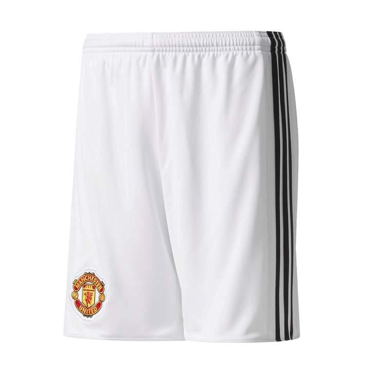Kids Manchester United Home Shorts 2017 2018 Junior Short Pants Football