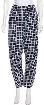 Henrik Vibskov High-Rise Printed Pants w/ Tags