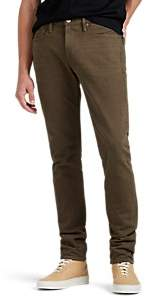Frame Men's L'Homme Slim Jeans - Brown
