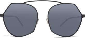 "Sienna Alexander London Geometric Sunglasses ""SW1X Belgravia"""