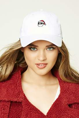 Forever 21 Graphic Baseball Cap
