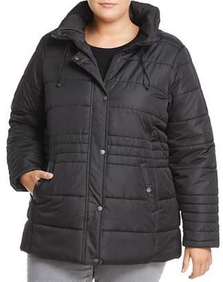 Junarose Plus Frani Puffer Coat