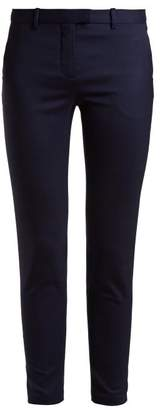 Altuzarra Henri Wool Tailored Trousers - Womens - Navy