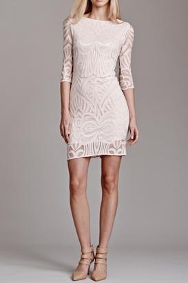 Julia Jordan Lace Sheath Dress $196 thestylecure.com