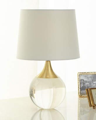 Regina-Andrew Design Regina Andrew Design Fluted Crystal Ball Lamp