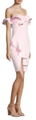 LIKELY Miller Ruffle Dress