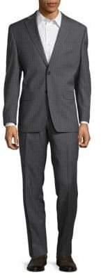 Lauren Ralph Lauren Stripe Print Suit