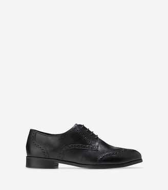 Jagger Wingtip Oxford $200 thestylecure.com
