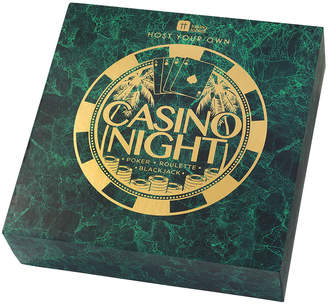 Your Own 'Host Your Own' Casino Night Set